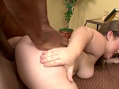 Midget mya gets this black cock on touching suck and fuck